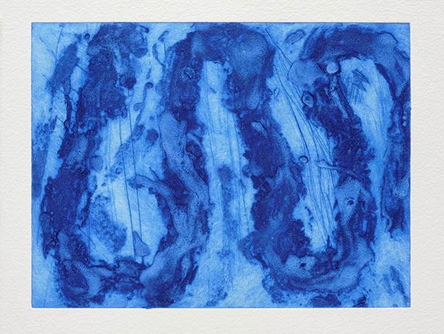 Rachel Clark original prints gallery-carborundum and drypoint on aluminium in an edition of ten