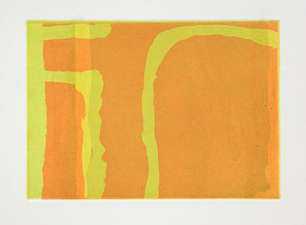 Rachel Clark original prints gallery- two plate colour etching in an edition of ten