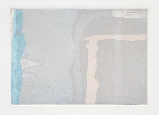 Rachel Clark original prints gallery-multi plate colour etching with chine colle in an edition of one