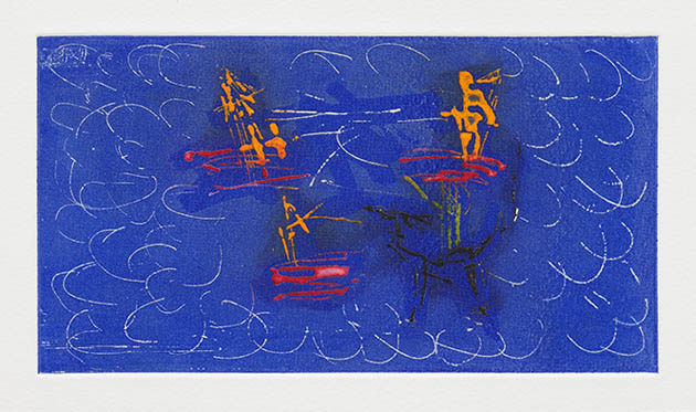 Rachel Clark original prints gallery-colour etching in an edition of twenty five