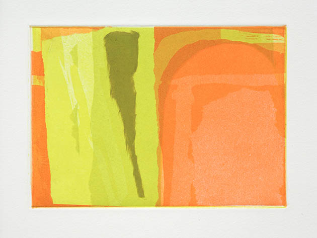 Rachel Clark original prints gallery-three plate colour etching in an edition of one