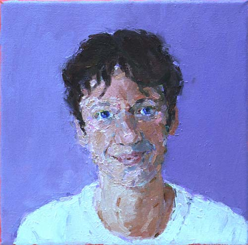 Rachel Clark portrait commissions-portrait painting of Dawn Airy 2