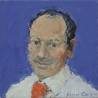 Rachel Clark portrait commissons-Francois Barthelemy-oil painting