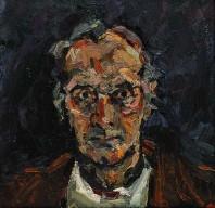 Rachel Clark portrait commissisons-portrait painting of Gordon Francis 1