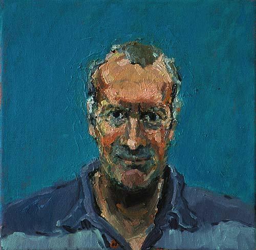 Rachel Clark portrait commissions-portrait of Nigel