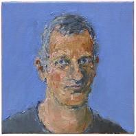 Rachel Clark portrait commissions. Brian Paddick, a portrait painting in oil on canvas