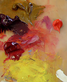 life painting classes-materials to purchase at Life painting and drawing with Rachel Clark