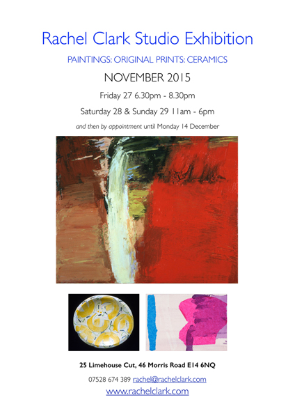 Invitation November 2015