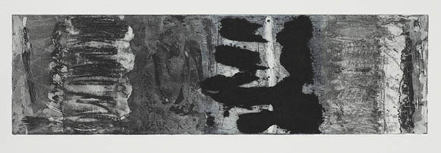 Rachel Clark original prints gallery-etching with carborundum in an edition of one