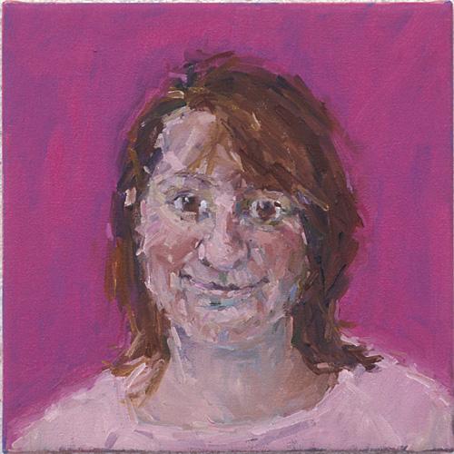Rachel Clark portrait commissions-Valerie Lardy-portrait painting in oil