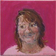 Rachel Clark portrait commissions-Valerie Lardy 2-portrait painting oil on canvas