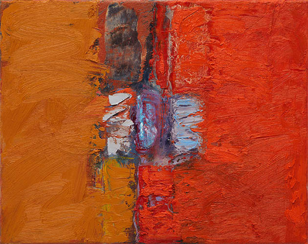 Rachel Clark abstract art painting