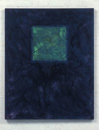 Sinai (triptych), an abstract painting from the series Testament on view in the Rachel Clark abstract art online gallery