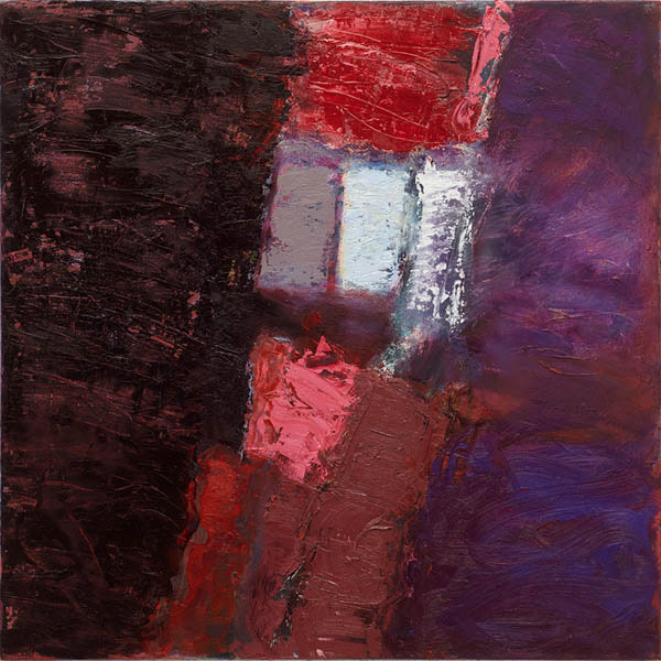 Rachel Clark abstract painting