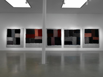 Sean Scully at Timothy Taylor Gallery